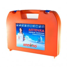 Аптечка для оказания первой помощи работникам ОФИСОВ (пластиковый футляр)