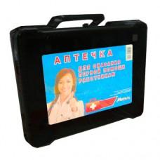 Аптечка для оказания первой помощи работникам ПРОИЗВОДСТВЕННЫХ ОРГАНИЗАЦИЙ  (пластиковый футляр)