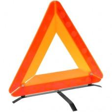 Знак аварийной остановки треугольный (пластик) (ЕВРО М)