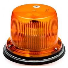 Маяк проблесковый с магнитным креплением ФП-1М-170 (24В, оранжевый)