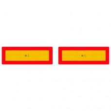 Опозновательный знак для грузовика (комплект 2 шт)