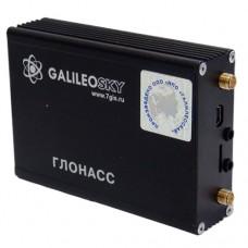 Прибор спутникового мониторинга GALILEOSKY ГЛОНАСС/GPS V5.0 с комплектом шнуров и антеннами
