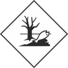 Наклейка ПВХ «Вещества, опасные для окружающей среды»